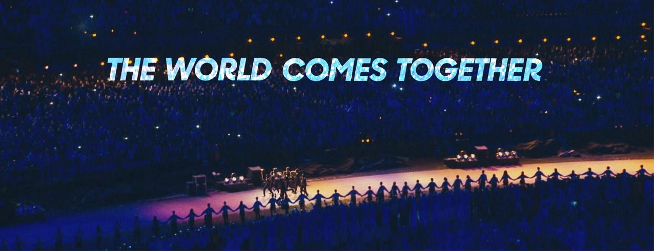 NBC Rio Olympics The World Comes Together