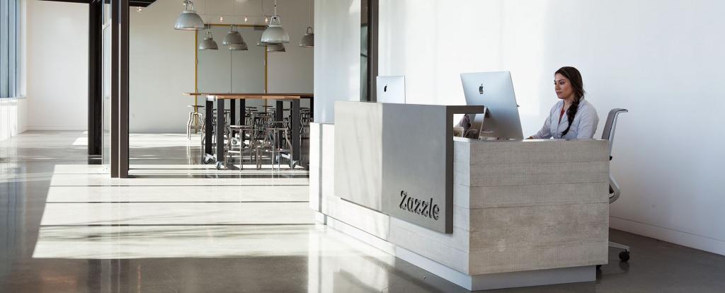 Zazzle Virgo Desk