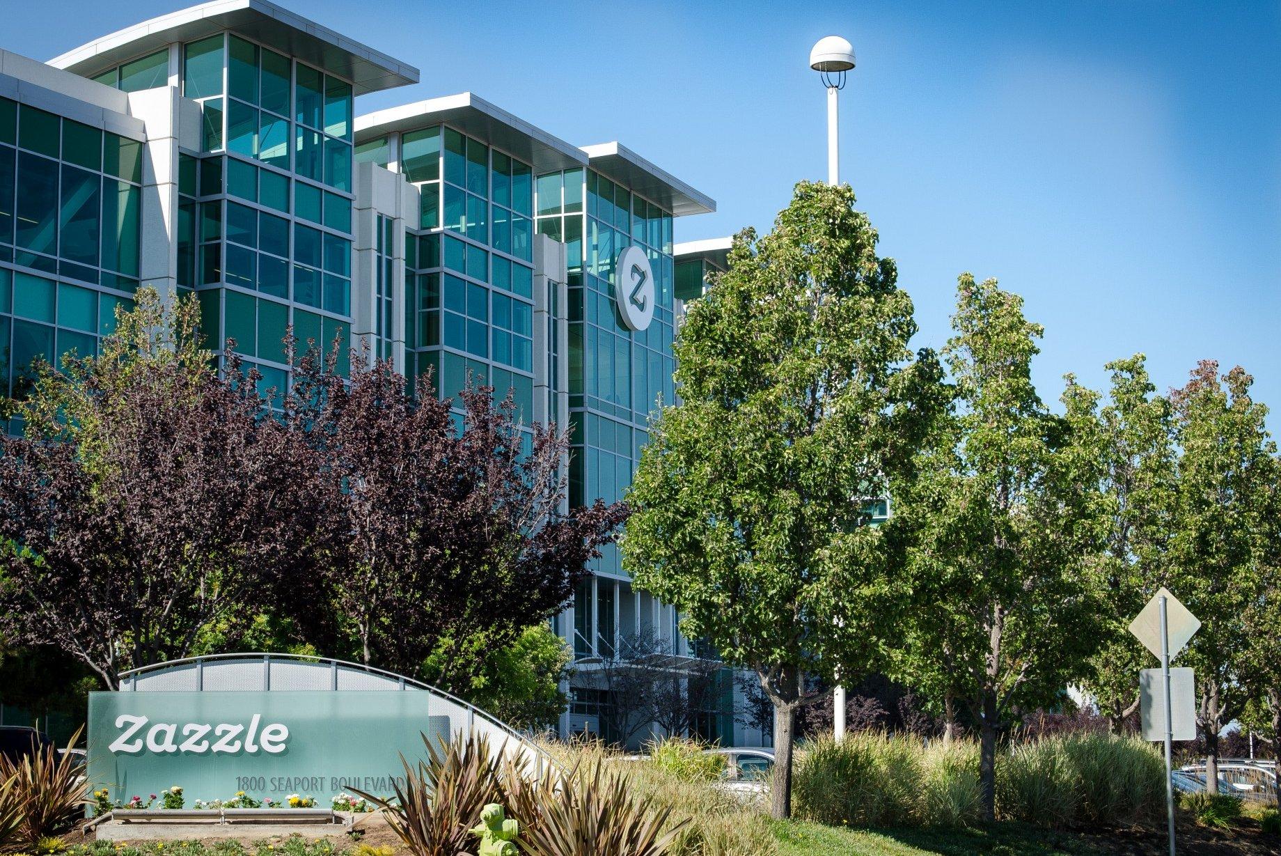 Zazzle Headquarters Facade