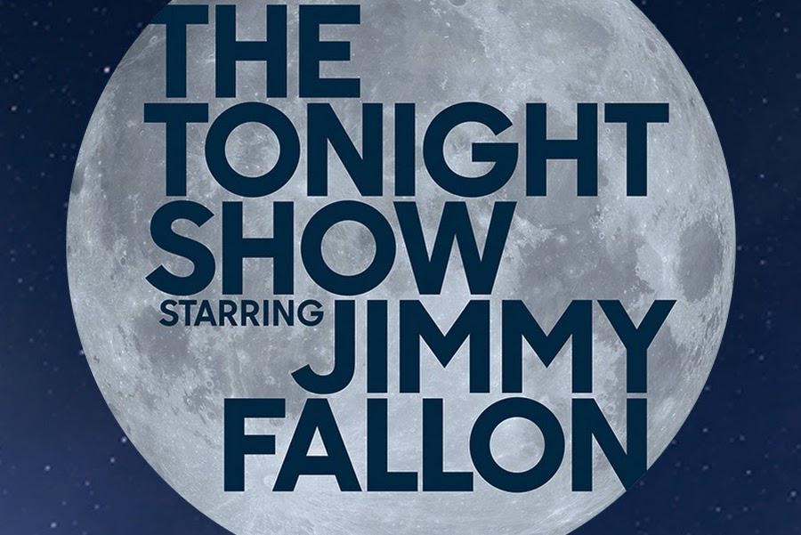 Jimmy Fallon Tonight Show Sharp Sans Display No 1