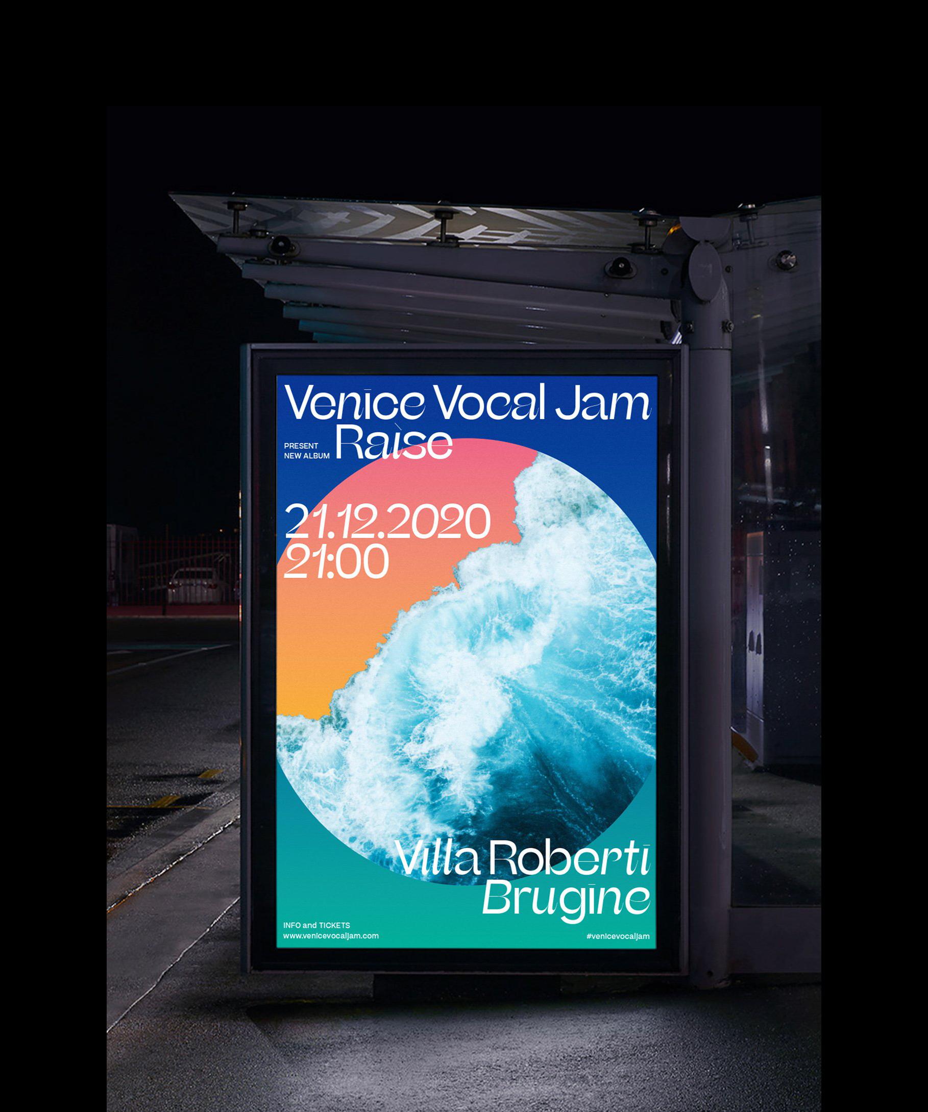 Beatrice Display Venice Vocal Jam 1