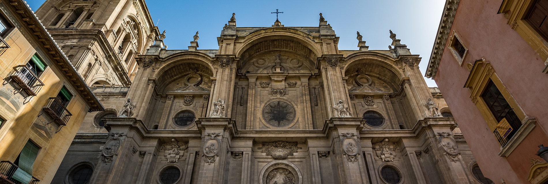 Granada Cathedral 2258 x 758