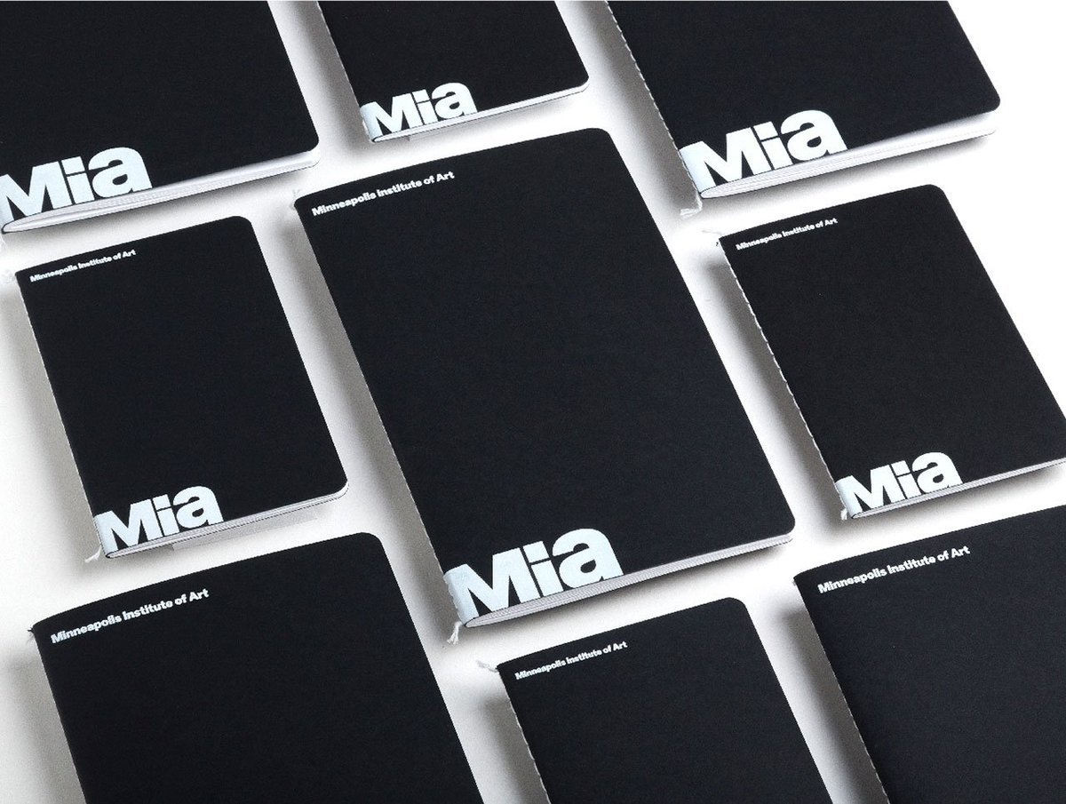Post Grotesk Mia Notebooks