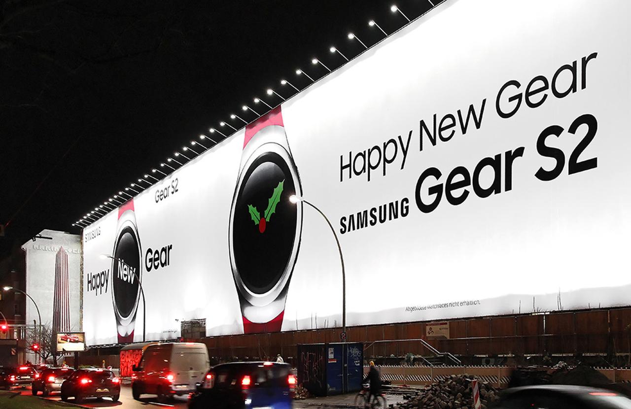 ST Samsung Sharp Sans Happy New Gear Berlin