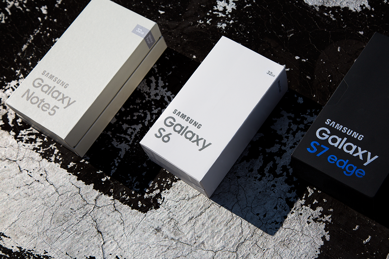 Samsung-Sharp-Sans-Product-Packaging